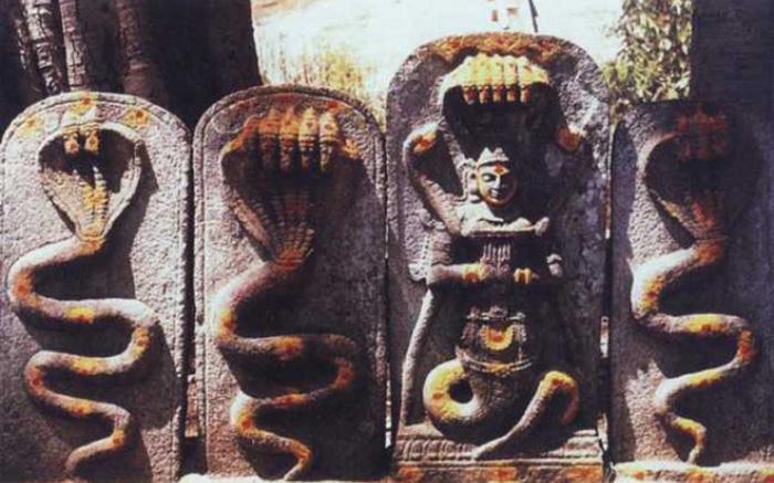 Это был невероятно популярный образ во многих культурах.