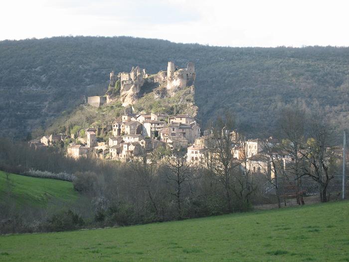Родной город Жана-Франсуа Шампольона.