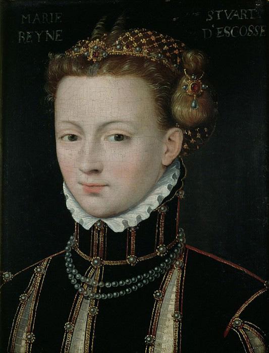 Мария Стюарт.