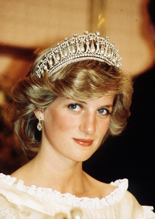Диана, принцесса Уэльская.