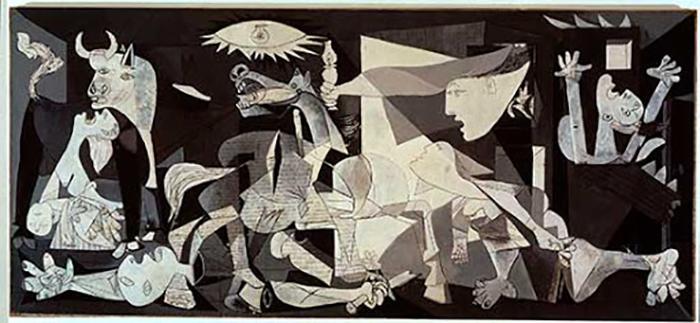 «Герника» Пабло Пикассо.