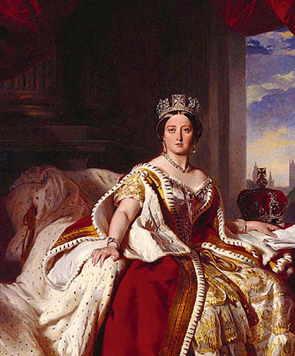 Королева Виктория была великим монархом.
