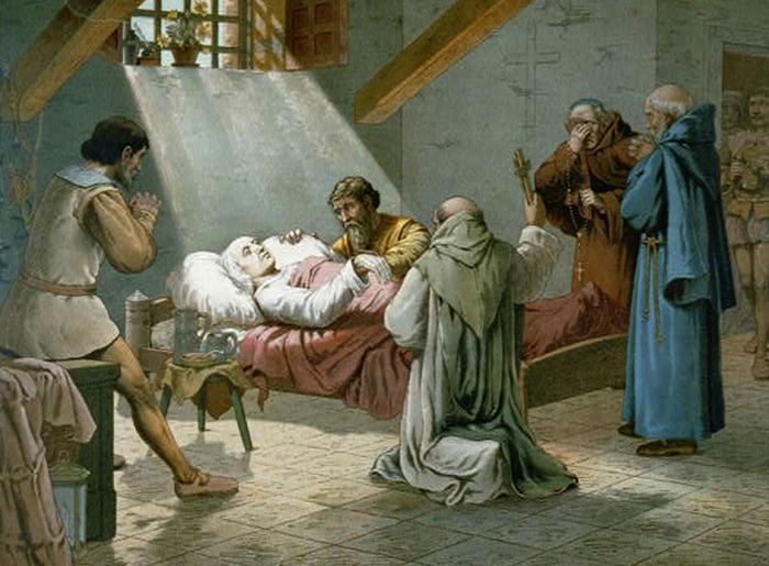 Колумб умер более 500 лет назад, а спорят о нём до сих пор.