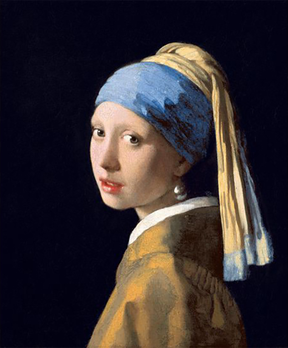 Жемчужина, изображённая на картине Вермеера «Девушка с жемчужной серёжкой», скорее всего, подделка или вымысел.