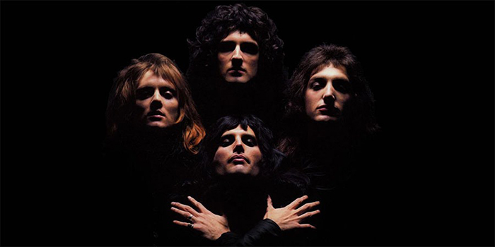 Интеллигенты рока - Queen.