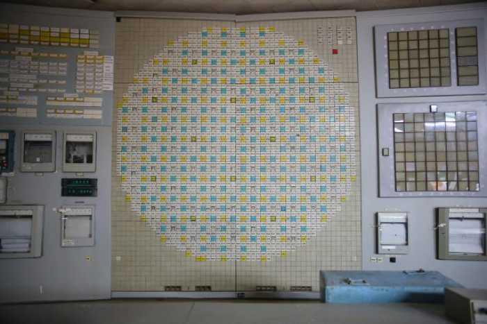 Чернобыльская диспетчерская.