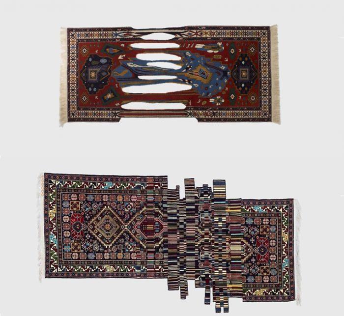 Ремесло ткачества ковров - это века труда и опыта разных мастеров.