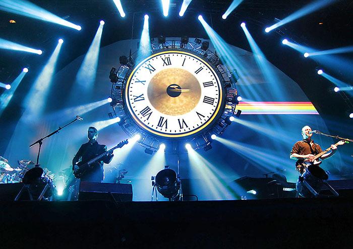 Короли психодела - Pink Floyd.