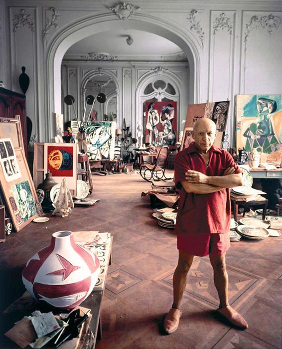 Франция стала для Пикассо второй родиной.