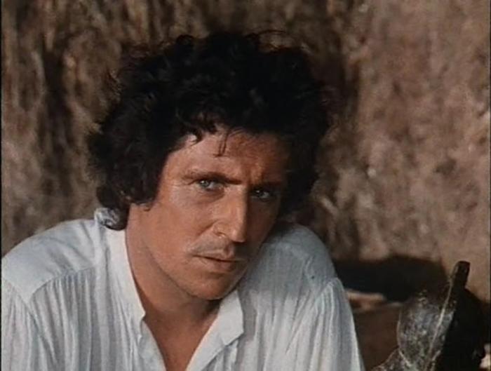 Кадр из фильма о Колумбе 1985 года.