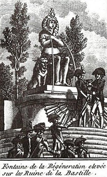 Фонтан вызвал у многих горожан бурю праведного негодования.