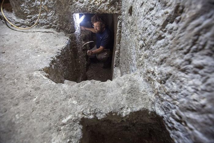 Археологи заняты выяснением точного предназначения этих камер.