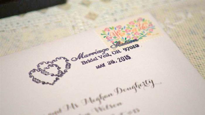 Такие приглашения на свадьбу мечтают заполучить невесты со всего мира.