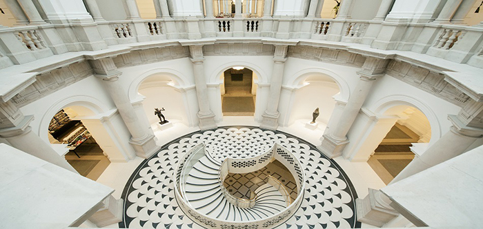 Галерея Тейт, Лондон.