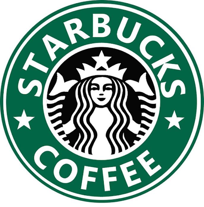 Мелюзина на эмблеме Starbucks.