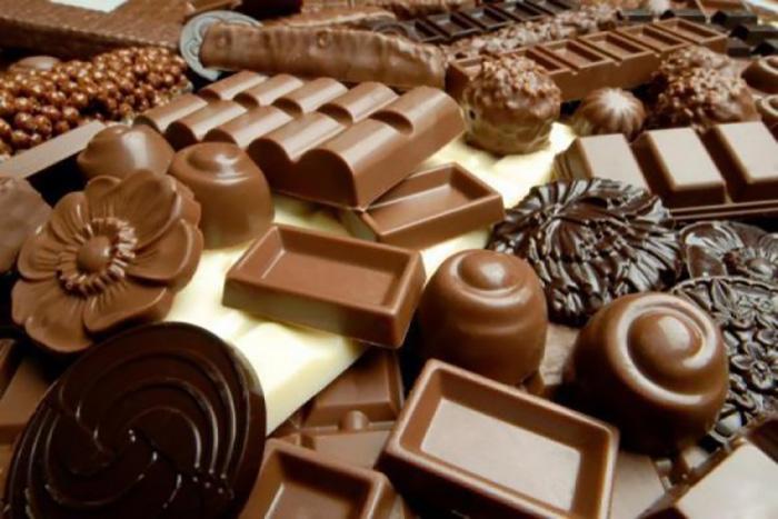 Развитие производства шоколада не стояло на месте.