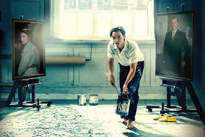 Кадр из фильма «Работа без авторства».