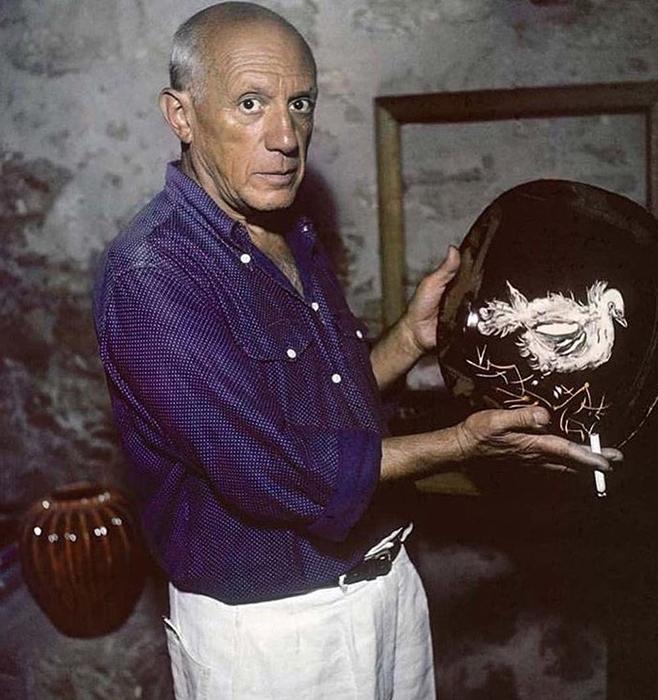 Картин Пикассо украдено больше, чем у всех остальных художников.