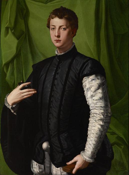 Бронзино, Лодовико Каппони , 1550–1555 годы.