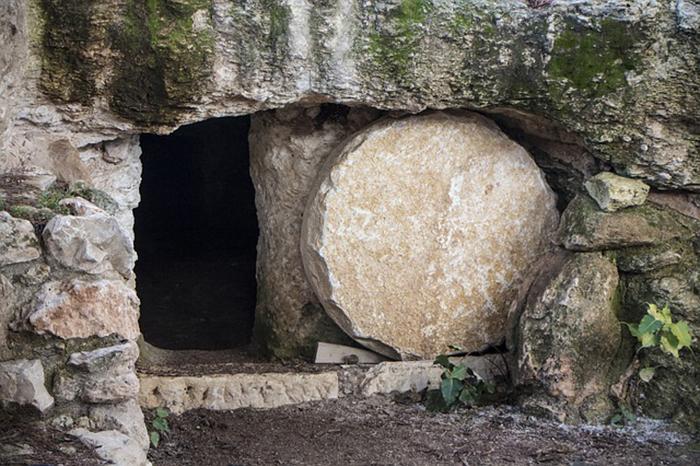 Гробница Иисуса Христа.