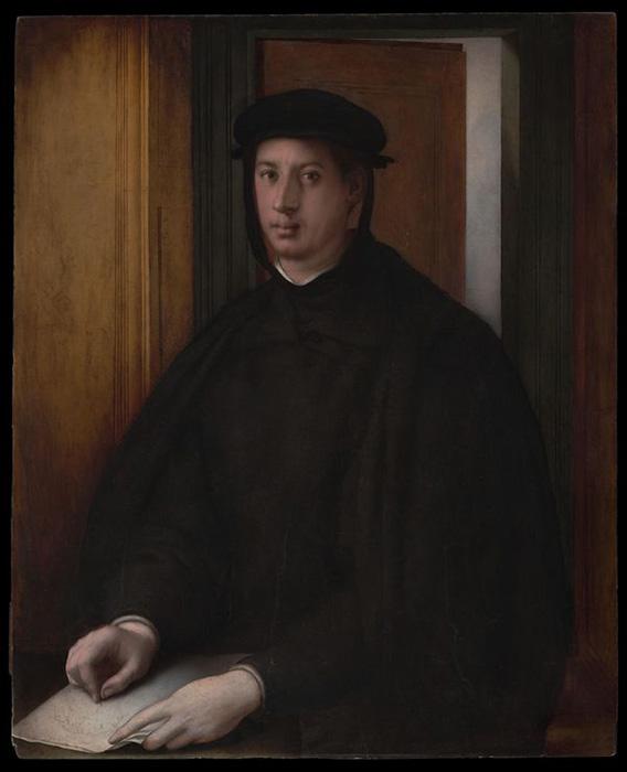 Якопо да Понтормо, Алессандро Медичи , 1534–1535 гг.