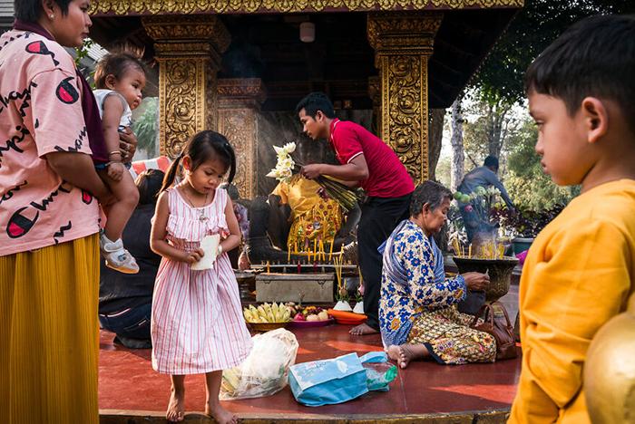 «Буддийский придорожный храм» - Сием Рип, Камбоджа, 2020 г.