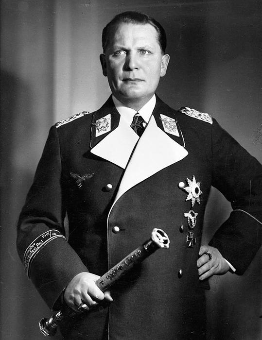 Герман Геринг.
