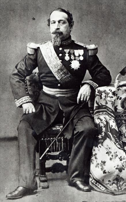 Несмотря на все усилия империя Наполеона пала.
