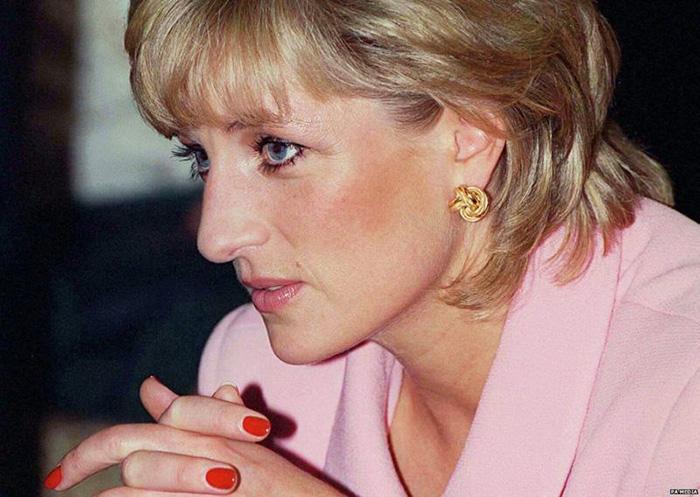 Принцесса Диана во время своего визита в Аргентину вскоре после интервью.