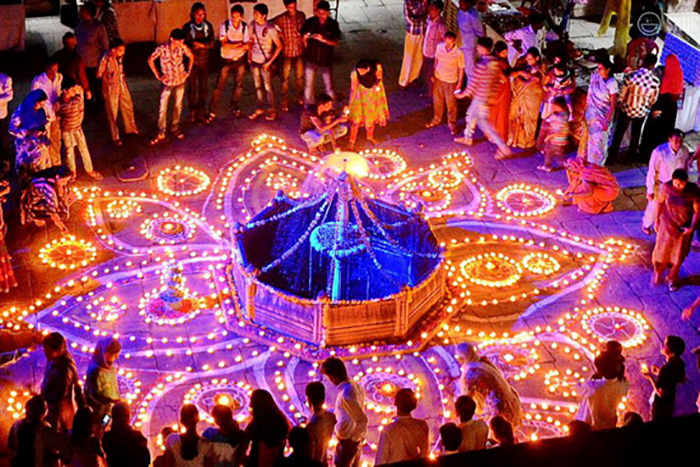 Для многих Дивали - это начало нового года.