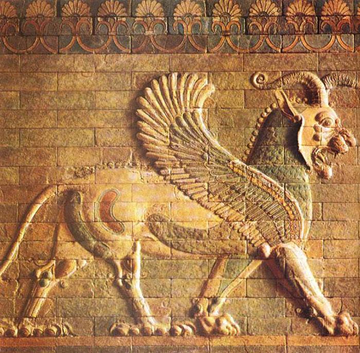 В древнем Вавилоне была очень интересная традиция на Новый год.