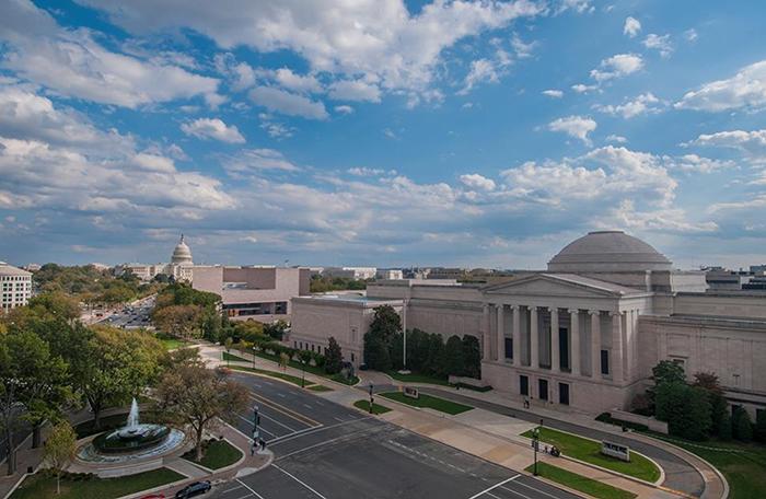 Национальная галерея искусств, Вашингтон.