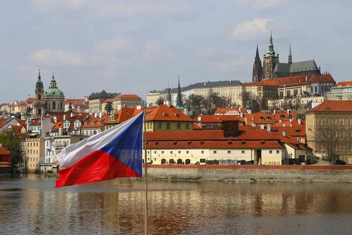 Уже давно не Чехословакия.