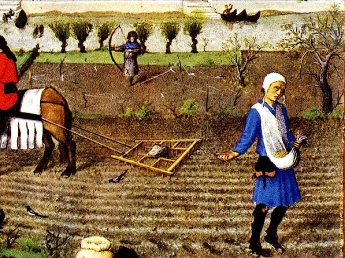 Настоящему буму в сельском хозяйстве способствовала и погода в те времена.