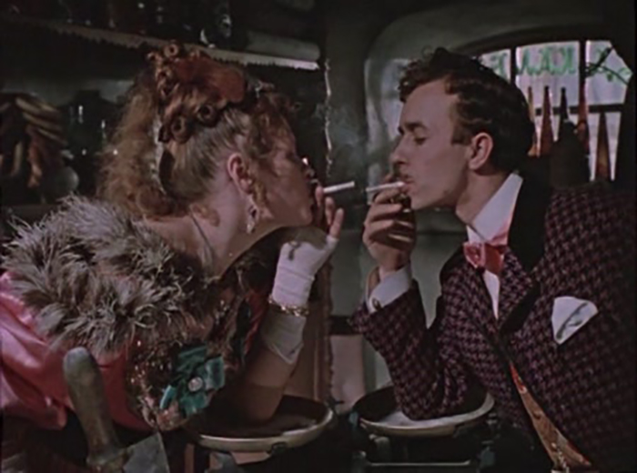 Только Олег Борисов позволял себе спорить с режиссёром, которого актёры за глаза называли «психом».