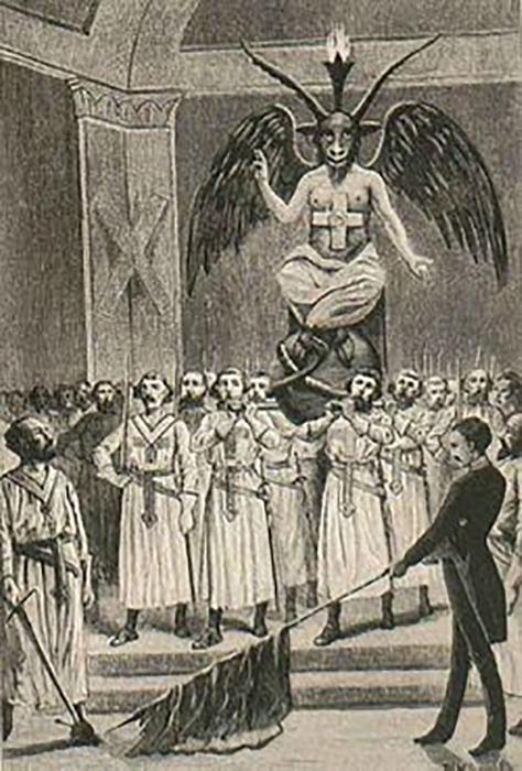 Ватикан сказал, что масоны - это «Синагога сатаны».