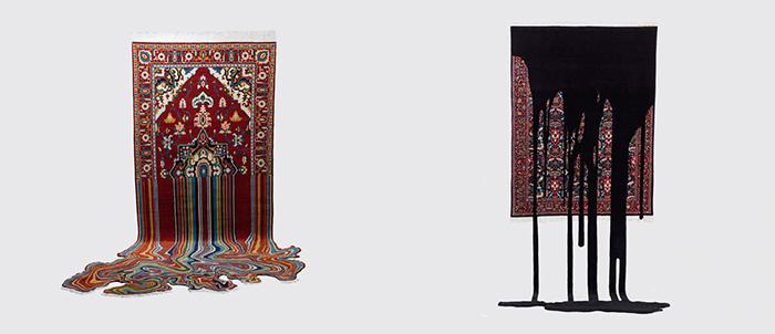 Подобными узорами украшали свои изделия мастера на протяжении 2500 лет.