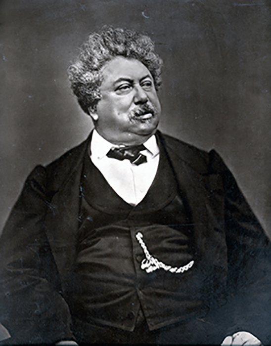 Александр Дюма старший.