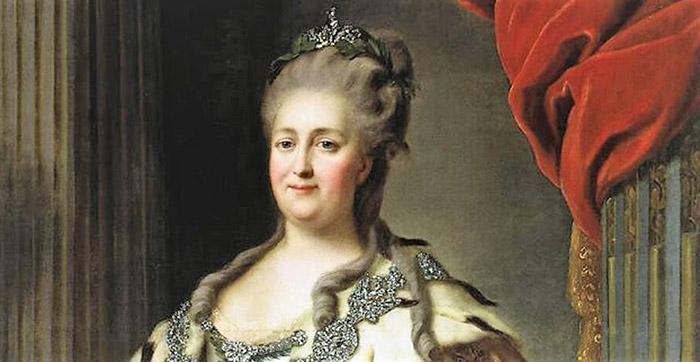 Екатерина Великая.