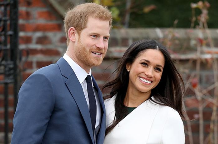 Принц Гарри и Меган Маркл объявляют о своей помолвке.