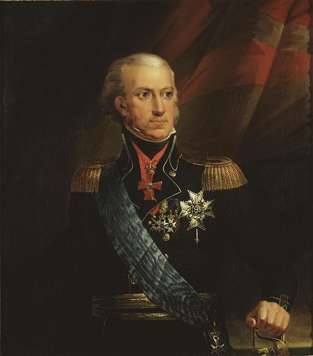 Король Швеции Карл XIII.