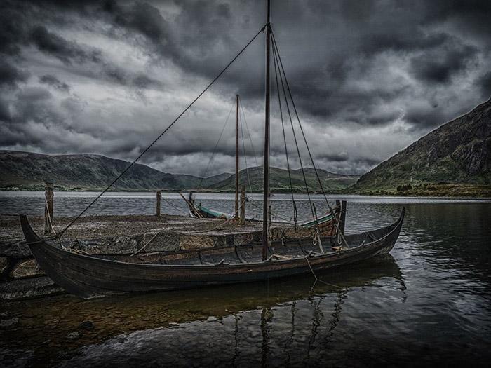Очень важно сохранить эту археологическую находку, ведь это национальное достояние Норвегии.