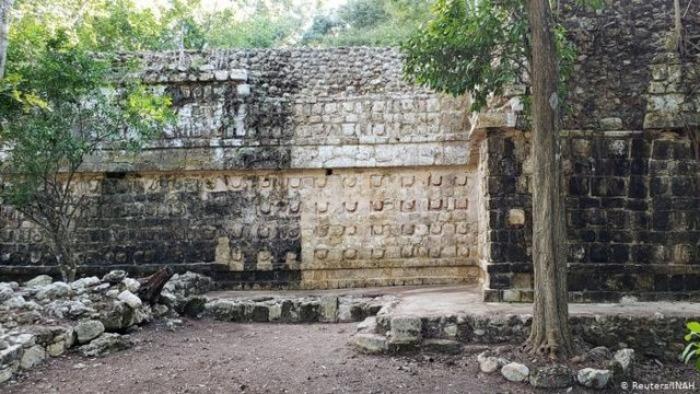 Майя построили прекрасные города и величественные пирамиды, превосходящие по архитектуре египетские.