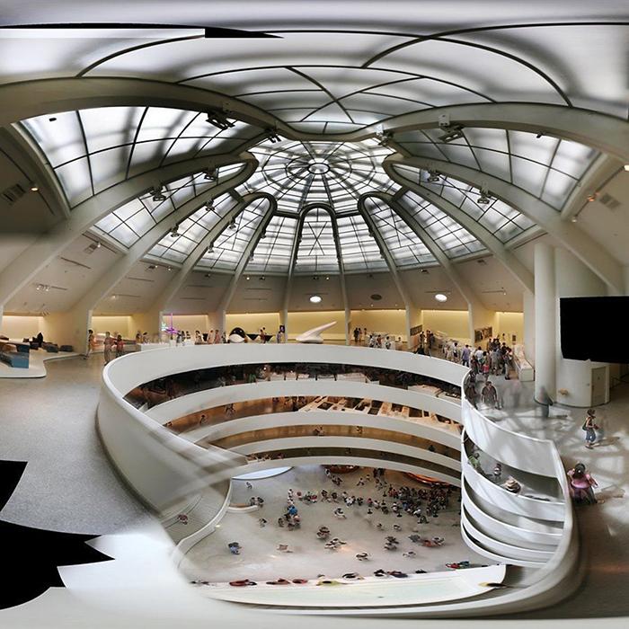 Музей Соломона Гуггенхайма, Нью-Йорк.