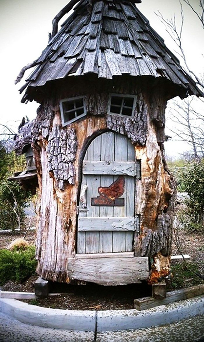 Дом Бильбо?