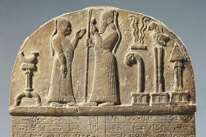 Вавилонский Акиту.