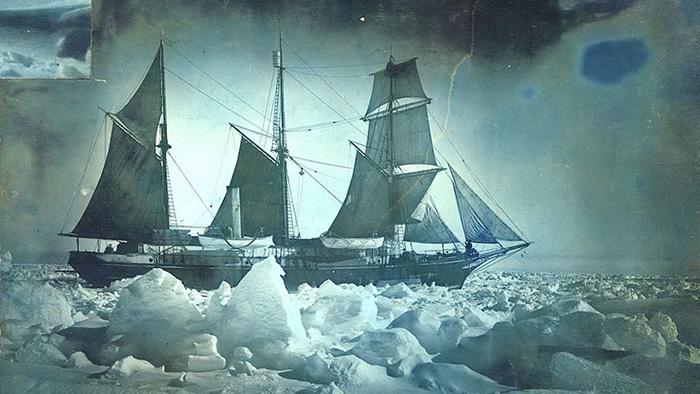 Экспедиция стартовала летом 1914 года.