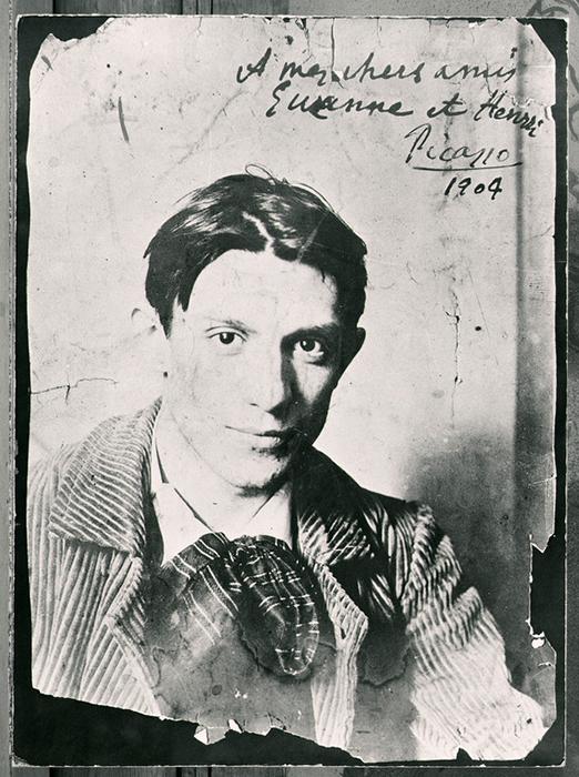 Пабло Пикассо был вундеркиндом.
