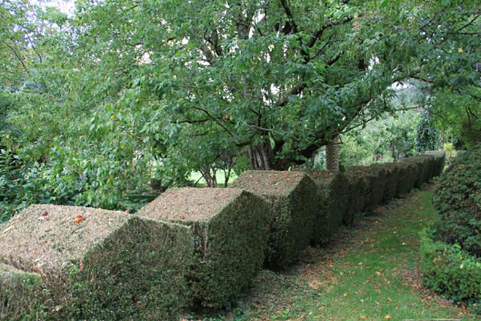 Мастерство и терпение садовников помогает сохранить красоту и особый дух этого сада.