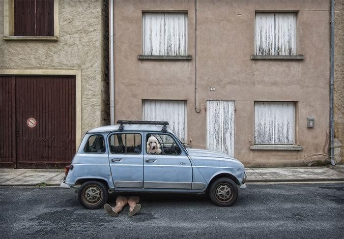 «Ремонт» - Дордонь, Франция.